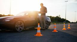 evasive defensive driver training