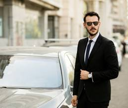 security chauffeur services