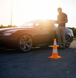 evasive and defensive driver training