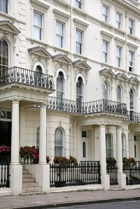 residential security in mayfair
