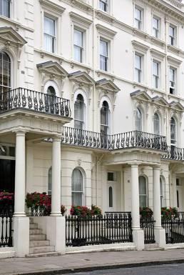 residential security in mayfair