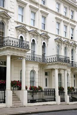 residential security in Kensington