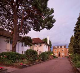 residential security in finchley
